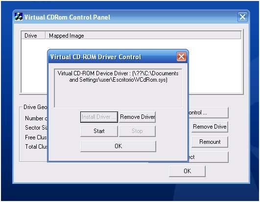 microsoft virtual cd control tool