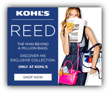 REED Coupon Codes upto 50% Discounts at Kohls