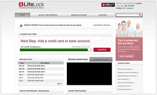 Lifelock Ultimate Plus
