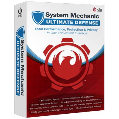 IObit Advanced SystemCare Ultimate Defense box