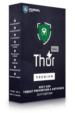 Heimdal Thor Premium Home box