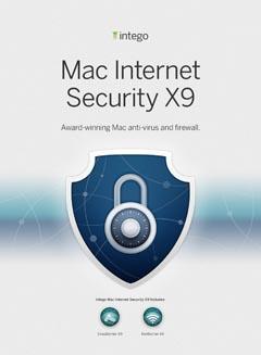 Intego Mac Internet Security x9