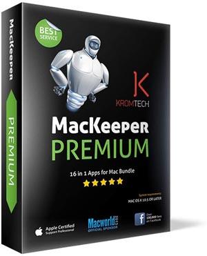 MacKeeper Premium box