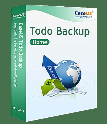 Easeus Todo Backup 12