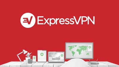 ExpressVPN banner