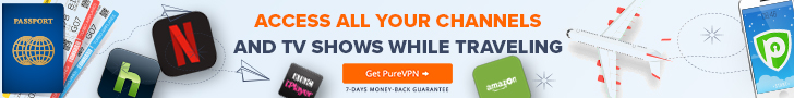 purevpn banner for travellers
