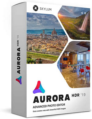 Aurora HDR 2020 box