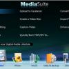 CyberLink MediaSuite Overview