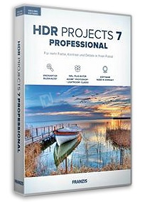 Franzis HDR Projects 7 Professional box