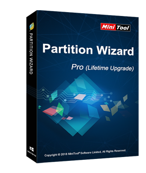 MiniTool Partition Wizard Pro Ultimate box