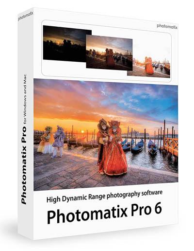 Photomatix Pro box