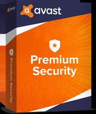 Avast Premium Security box
