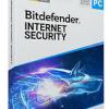 Bitdefender Internet Security 2020 box