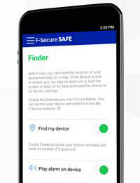 F-Secure Mobile Security for Android