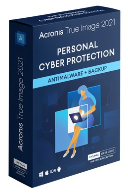 70% Off Acronis True Image 2021 Essential
