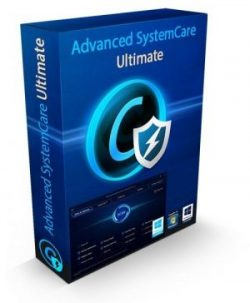 IObit Advanced System Care 14 box