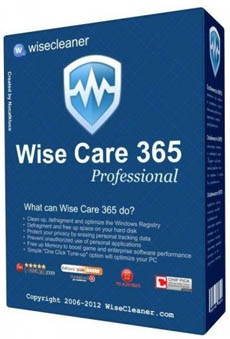 wise care 365 pro box