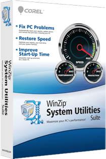 winzip system utilities suite box