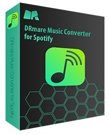 DRmare spotify music converter box