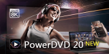 CyberLink PowerDVD 20 Ultra Review